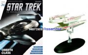 Star Trek Official Starships Collection #036 USS Grissom NCC-638 Oberth Class Eaglemoss